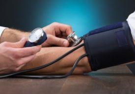 blood pressure swings